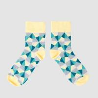 Yellow Ankle Sock Manufactures