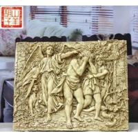 Buy cheap Christian Gifts Decorations Carving Relief Bible Story Religious Figures Reliefs from wholesalers