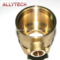 Wholesale Custom Brass CNC Turned Parts from china suppliers