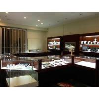 Shopping mall modern jewelry showcase-SY074 Manufactures