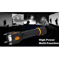 Wholesale Rechargeable flashlight Rechargeable Multi-function LED Torch Light from china suppliers