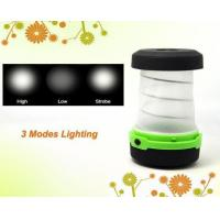 Buy cheap Camping flashlight led lantern light from wholesalers