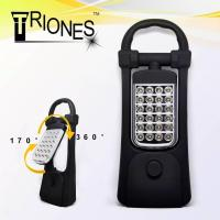 Camping flashlight ABS Material Portable Camping Led Lantern Manufactures