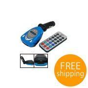 Buy cheap Car Wireless FM Transmitter MP3 Player with USB SD Card Slot [E33911] from wholesalers