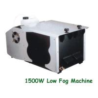 Buy cheap 1500W Ground Fog Machine from wholesalers