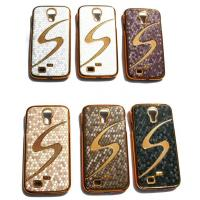 Buy cheap Elegant S line stick leather football grain case for Galaxy S4 from wholesalers