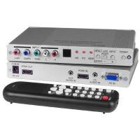 Buy cheap VGA/Component Video/HDMI Scaler/Converter from wholesalers