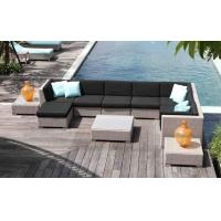 Buy cheap Outdoor Poly Wicker Garden Furniture (FT-9121) from wholesalers