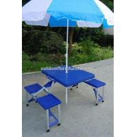 Buy cheap Plastic Folding Picnic Table from wholesalers