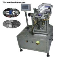 Buy cheap semi-automatic wire & cable labeling machine from wholesalers