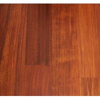 Buy cheap Hardwood Flooring Supplier Santos Mahogany-Dark reddish from wholesalers