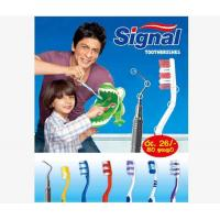 3D Toothbrush Poster for Signal Manufactures