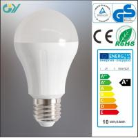 Buy cheap LED Light Products aluminum and Plastic a60 9W 6000k LED Light Bulb from wholesalers