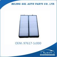China 97617-1c000 Cabin Air Filter on sale