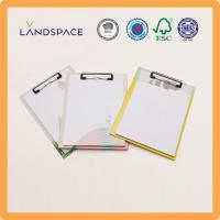Buy cheap A4 metal clip 4 print Paper File folder with calendar for school student from wholesalers