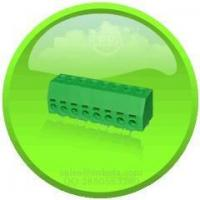 Buy cheap screw terminal block screwless combicon terminal connector KF250-5.0A from wholesalers
