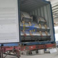Wholesale The corrugated steel culvert pipe in cotaniner ready for ship from china suppliers