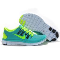 Buy cheap Nike Free 5.0 Mens Apple Green Fluorescence Green Running Shoes from wholesalers