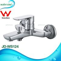 Buy cheap Watermark shower mixer with spout and diverter for hand shower JD-WS124 from wholesalers