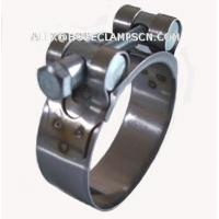 Wholesale HD-01 Stainless steel heavy duty single head clamp from china suppliers