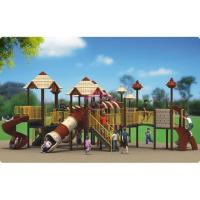 Buy cheap Small Castle Series playground equipment canada Model: AP-OP40510 from wholesalers