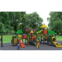 Buy cheap Straw House Series kids outdoor play area Model: AP-OP40408 from wholesalers