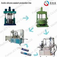 Buy cheap Acidic silicone sealant adhesives production line from wholesalers