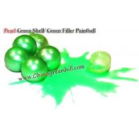 China Paintballs-of-Pearl-Pink-Purple-Gold-Green-Color on sale