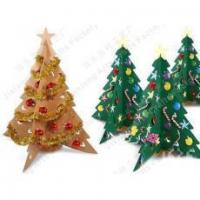 Wholesale Christmas decoration for Cardboard Christmas tree NO.:LTPT from china suppliers