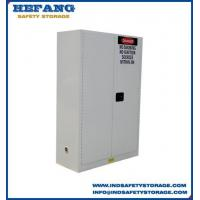 Toxic safety storage cabinet 45 Gallon safety cabinet for chemical waste Manufactures