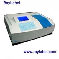Buy cheap RAY-UV765 UV Vissible Spectrophometer from wholesalers