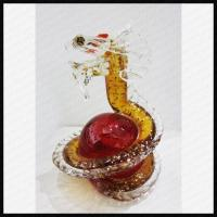 Buy cheap Art handicrafts glass dragon gift from wholesalers