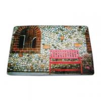 Buy cheap Washable chair PVC doormat from wholesalers