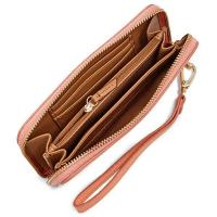 Buy cheap leather phone wallet from wholesalers