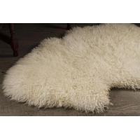 Wholesale Leather Curly Natural Sheepskin from china suppliers