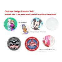 Wholesale RUBBER BOUNCY BALL Picture bouncing ball from china suppliers