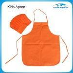 Buy cheap BODYWEAR Non-woven children apron and chef hat kits MT-CK001 from wholesalers