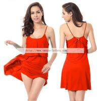 Wholesale Modal Tube Top Sweet Ladies Dress, Fashion Dress, Beach Dress( VB005) from china suppliers
