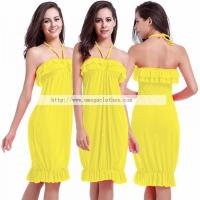 Wholesale Wholesale Custom Woman Beach Wear, Beach Party Wear Dress( VB013) from china suppliers