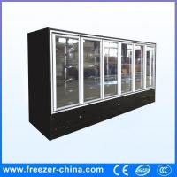Wholesale Supermarket Freezer Chinese Supermarket Freezer Plug in Compressor from china suppliers