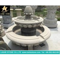 Wholesale Landscaping Stones Garden fountain Water Features Floating Ball Fount from china suppliers