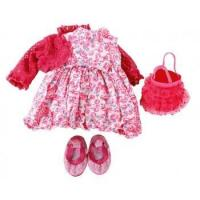 Buy cheap Gtz Wardrobe - Rose Dress & Shoes, 45-50 cm - AVAILABLE SEPT 15 from wholesalers