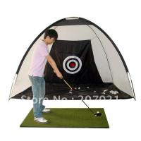 Buy cheap Pro Performance and Super Durable Golf Practice Net, Fiberglass Tube, PE Net from wholesalers