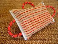 Buy cheap Bite Sleeve/Covers Dog bite pad made of jute with 3 handles for dog training from wholesalers