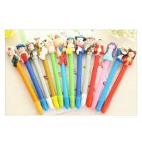 Wholesale OF122 Handmade cartoon polymer clay ballpoint pen from china suppliers