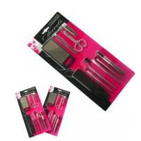 Wholesale Nail Care Tools&Nail kit with mirror in a blister card blca-053 from china suppliers