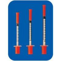 Buy cheap Insulin Syringe With Needle from wholesalers
