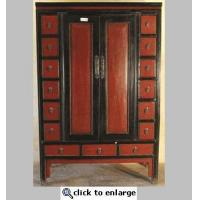 Buy cheap Chinese Cabinet with 2 Doors and 15 Drawers from wholesalers