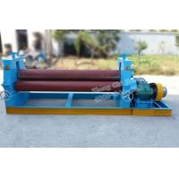 Buy cheap Plate bending rolls from wholesalers