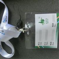 Buy cheap Lanyard Good quality personalized webbing lanyards from wholesalers